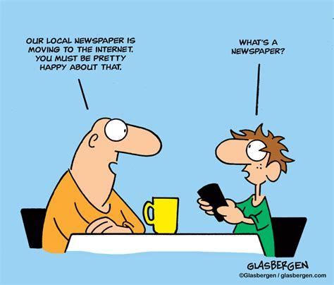 digital lifestyle cartoons glasbergen cartoon service