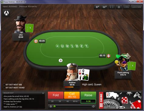 unibets radical   poker room exclusive preview