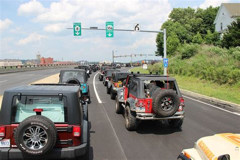 parade jeep jeep parade record smashed offroaders com