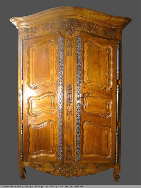 armoire provencale armoire proven 231 ale xixe si 232 cle n 9074