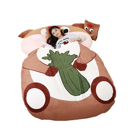 giant stuffed animal bed online buy wholesale soft plush mattress from china soft