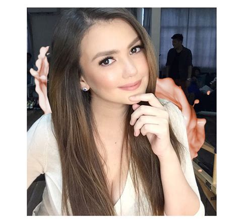 hair of agilica panganiban care for your straight hair like denise laurel angelica