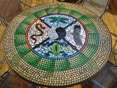mosaic pattern in medicine what is a medicine wheel and how can you create your own