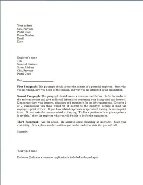 cover letter for p g 41 best images about best letter on loan