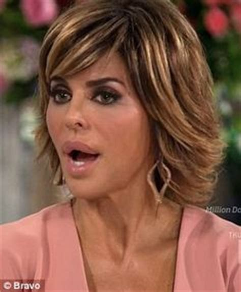 instructions to lisa renna haircut lisa rinna hair cut instructions 25 breathtaking lisa