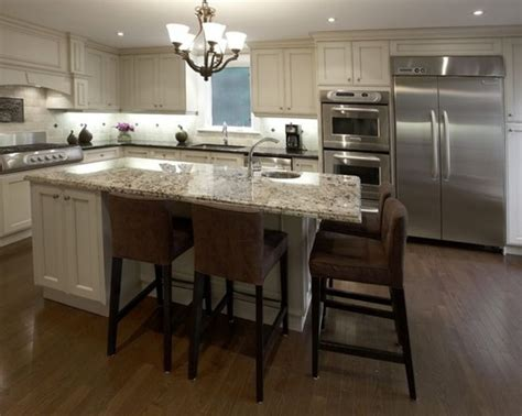 custom kitchen islands  seating kitchen island