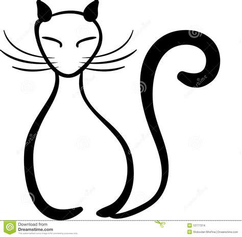 cat illustration stock images image 12777374