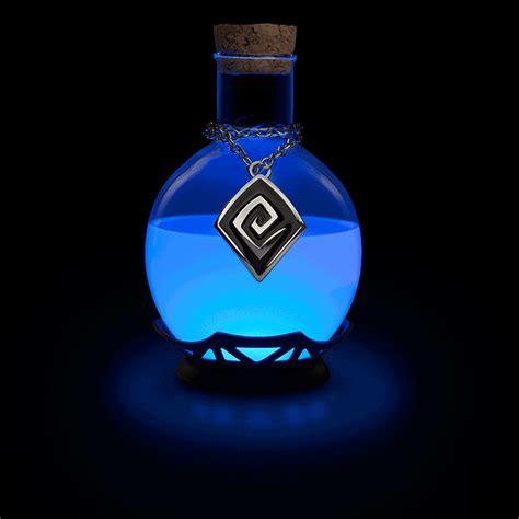 cool desk lights led potion desk l thinkgeek