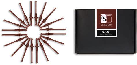 noctua rubber fan mounts na sav2 anti vibration fan mounts 20 pack