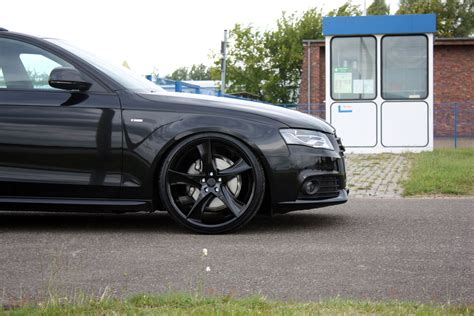 audi wagon black audi a4 avant black arrow by avus performance