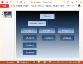 powerpoint 2013 custom templates free animated vertical organizational chart powerpoint