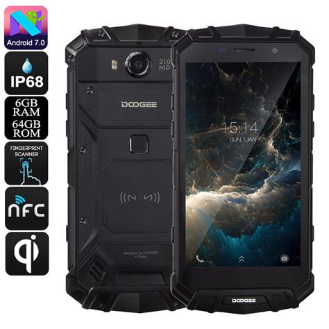 best rugged phone wholesale android phone doogee s60 rugged smartphone