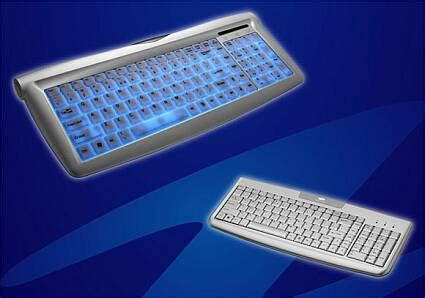 tastiere illuminate zippy the new illuminated keyboard