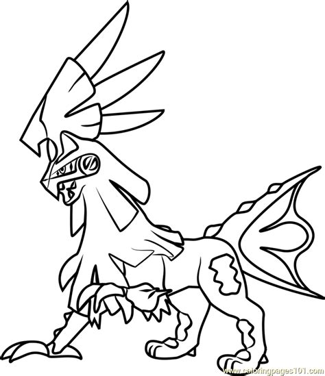 coloring pages pokemon sun and moon silvally pokemon sun and moon coloring page free pok 233 mon