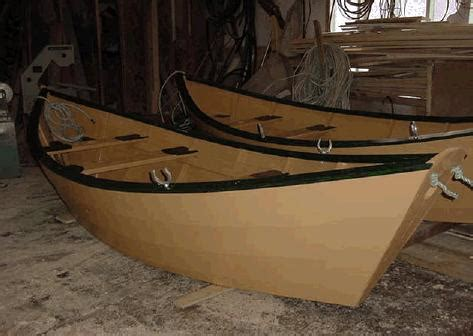 wooden dory boat building boat plans with carolina flare diy selly marcel