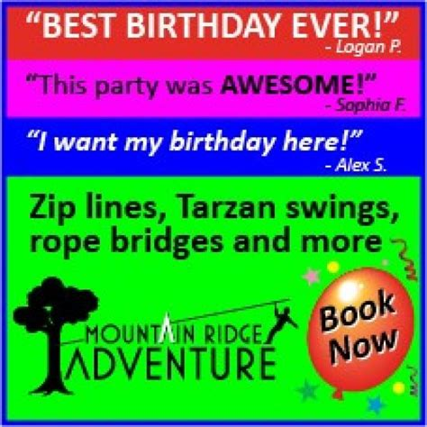 teen places for birthday parties hudson valley birthday locations in the hudson valley out and about hudson valley