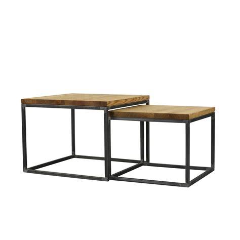 2 Coffee Tables 2 Coffee Table Set Dakota Woodwerk