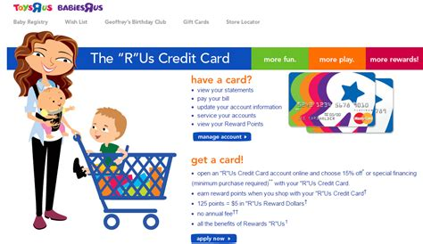 Check Balance On Toysrus Gift Card - toys r us credit card payment mycheckweb com