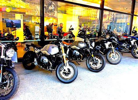 Bmw Motorrad Nyc by Bmw Of Manhattan Motorrad Grand Re Opening Party