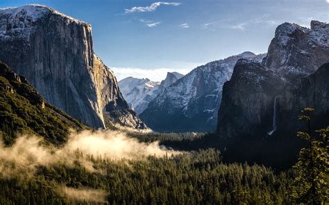 landscape wallpaper for macbook pro mountains of yosemite national park wallpapers hd