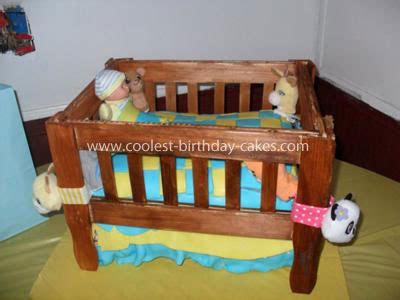 coolest baby cribs coolest crib cake for baby shower