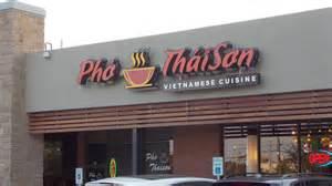 Awnings Thailand Pho Thai Son Restaurant Signage Austin Sign Company
