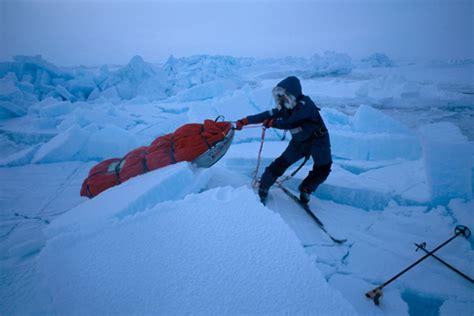 leica film camera beats digital to north pole amateur