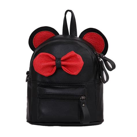 Fashion Lukis Backpack 1532 1 bowknot children backpack leather school travel shoulder bag bookbag ebay
