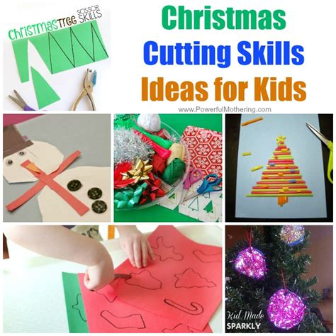 top christmas ideas for kids top 10 cutting skills ideas for