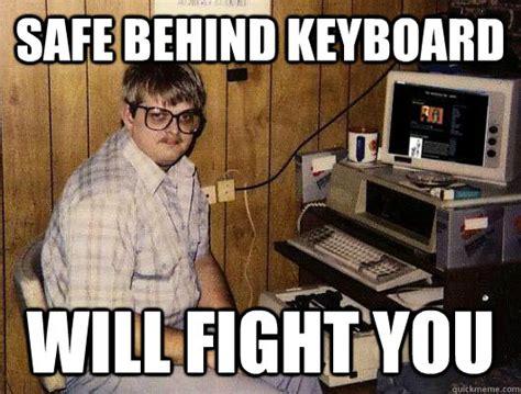 Keyboard Meme - keyboardwarrior32 vs bronycritic quests comic vine