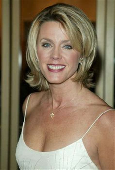 deborah norville current hair cut hair on pinterest mid length haircuts and medium length