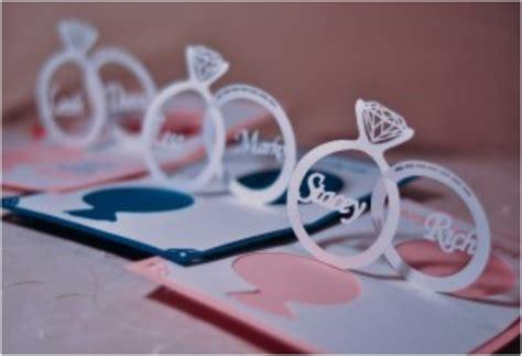 how to make pop up invitation cards 7 uncommon diy wedding invitations