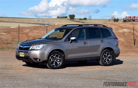 subaru forester 2015 2015 subaru forester 2 0d s review video performancedrive