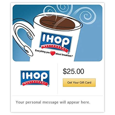 Ihop Gift Card Phone Number - gift cards onansi