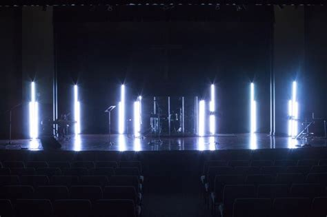 led stage lighting for churches best 25 stage lighting design ideas on stage