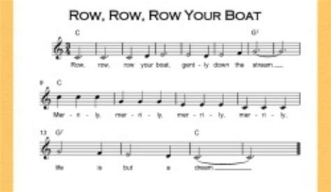 row your boat piano numbers xlrq jingle bells