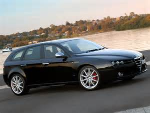 Alfa Romeo 159 Ti Alfa Romeo 159 Ti Alfa Romeo 159 Sportwagon Pictures