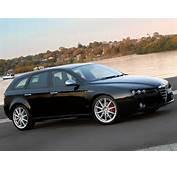 Alfa Romeo 159 Ti Sportwagon Pictures  JohnyWheels