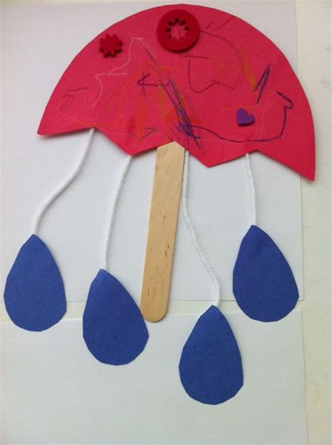 arts and crafts for preschoolers preschool activities for umbrellas on a rainy day