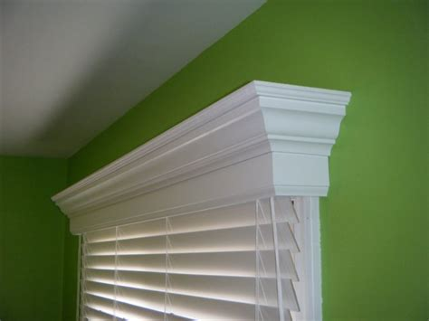 Custom Window Cornice 36 Inch Custom Window Valance Cornice Colonial Style