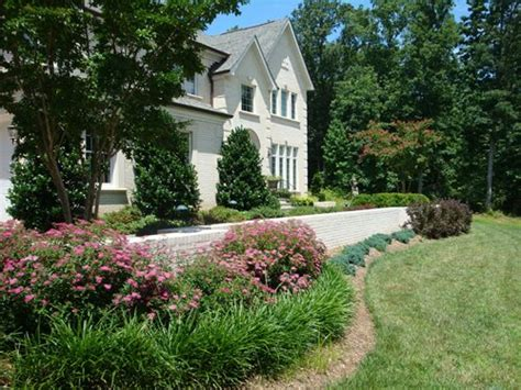 colonial landscape ideas landscaping network