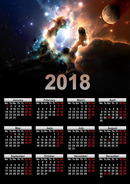 a calendar with my photos 2018 photo calendar exles annual monthly lunar