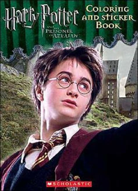 harry potter coloring books barnes and noble harry potter and the prisoner of azkaban coloring and
