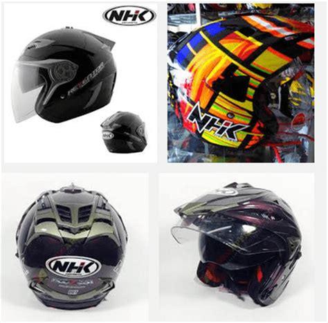 Helm Nhk Semua Tipe daftar harga helm nhk half semua model tipe terbaru autogaya
