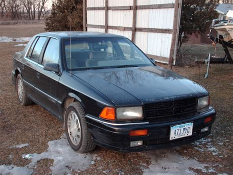 1992 dodge spirit shelbys60 1992 dodge spirit specs photos modification info at cardomain