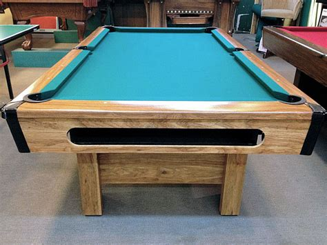 sold pre owned brunswick bristol ll 8ft pool table
