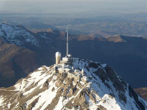 pic of panoramio photo of observatoire du pic du midi
