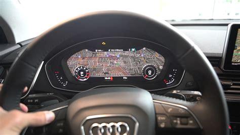 Audi Q5 Interior by 2018 Audi Q5 Interior Overview