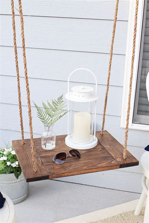 Hanging Table by Diy Hanging Table Angela Made