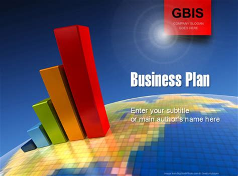 business plan powerpoint template free business plan powerpoint presentation template best